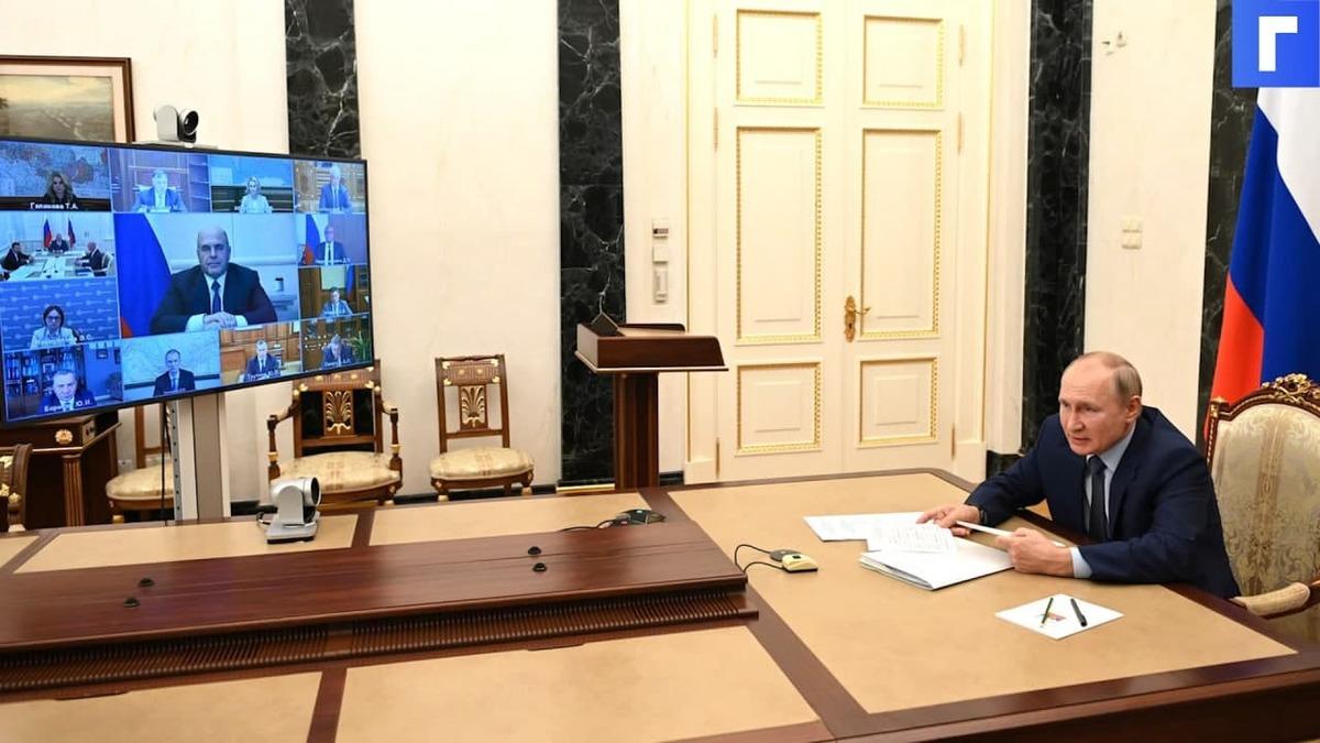 Путин назвал четыре нерешенные проблемы России