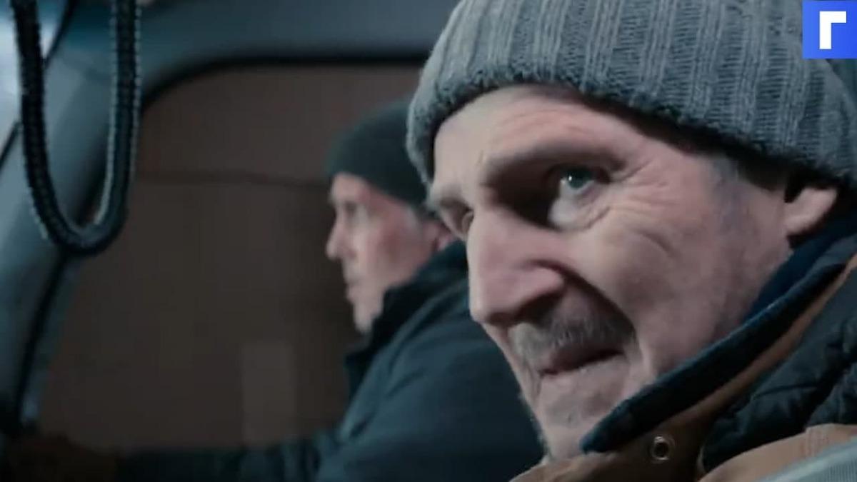 Опубликован трейлер фильма «Ледяной драйв»: Форсаж на льду