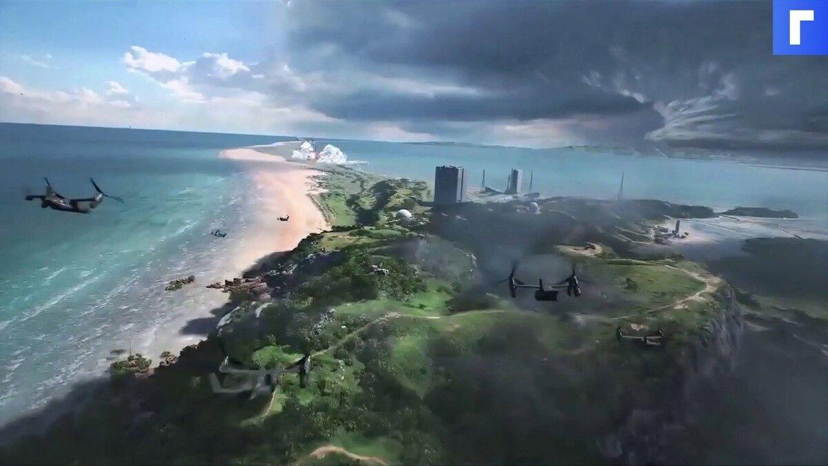 Из утёкших кадров Battlefield 6 собрали тизер-трейлер