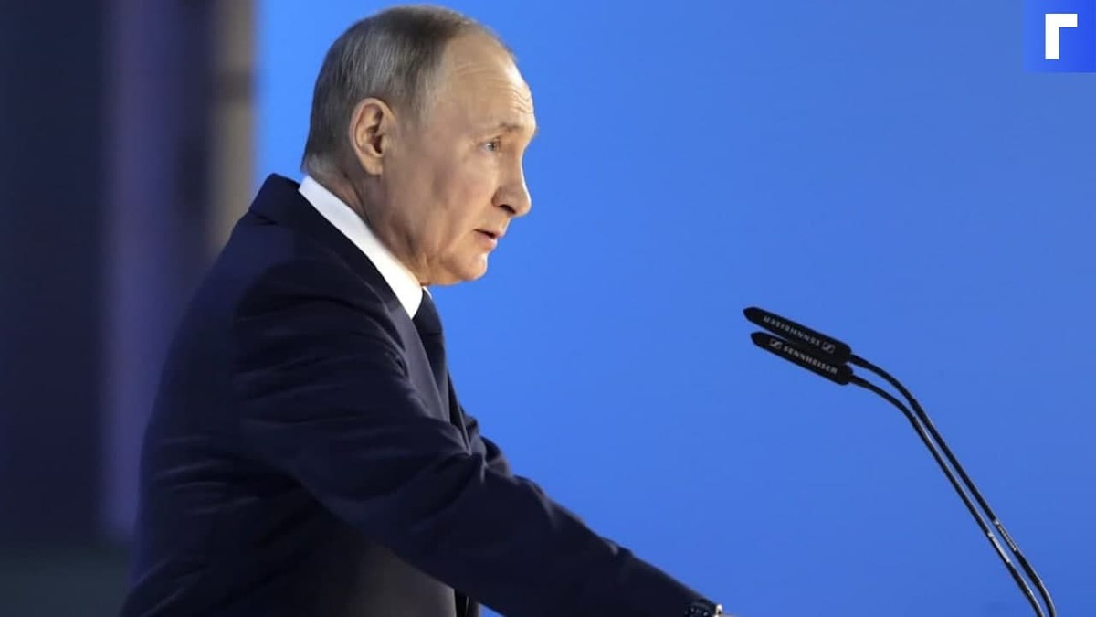 Путин прокомментировал домашний арест Медведчука