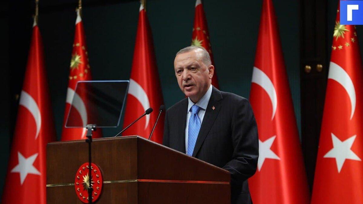 Эрдоган обратится к миру на разделенном Кипре