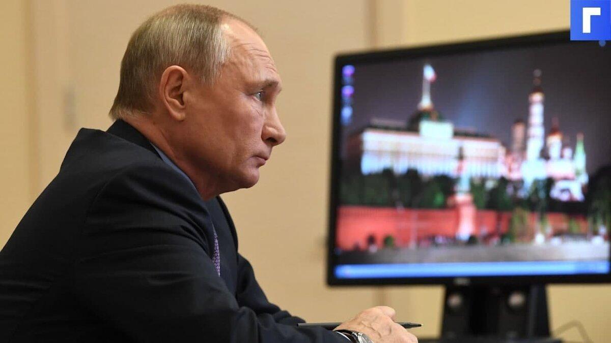 Путин заявил о постепенном выходе России из пандемии коронавируса