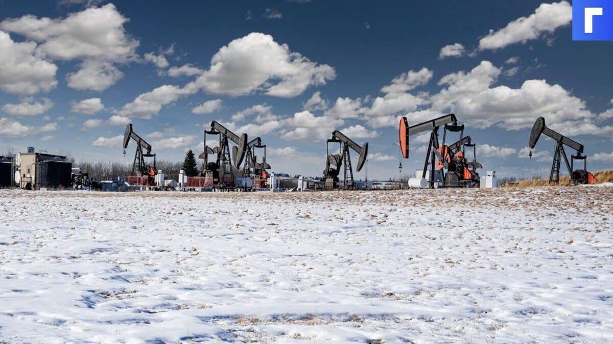 Доля нефтегазового сектора в российском ВВП сократилась до 15%