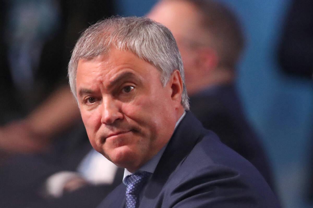 Володин рассказал о новых законах, вступающих в силу в октябре