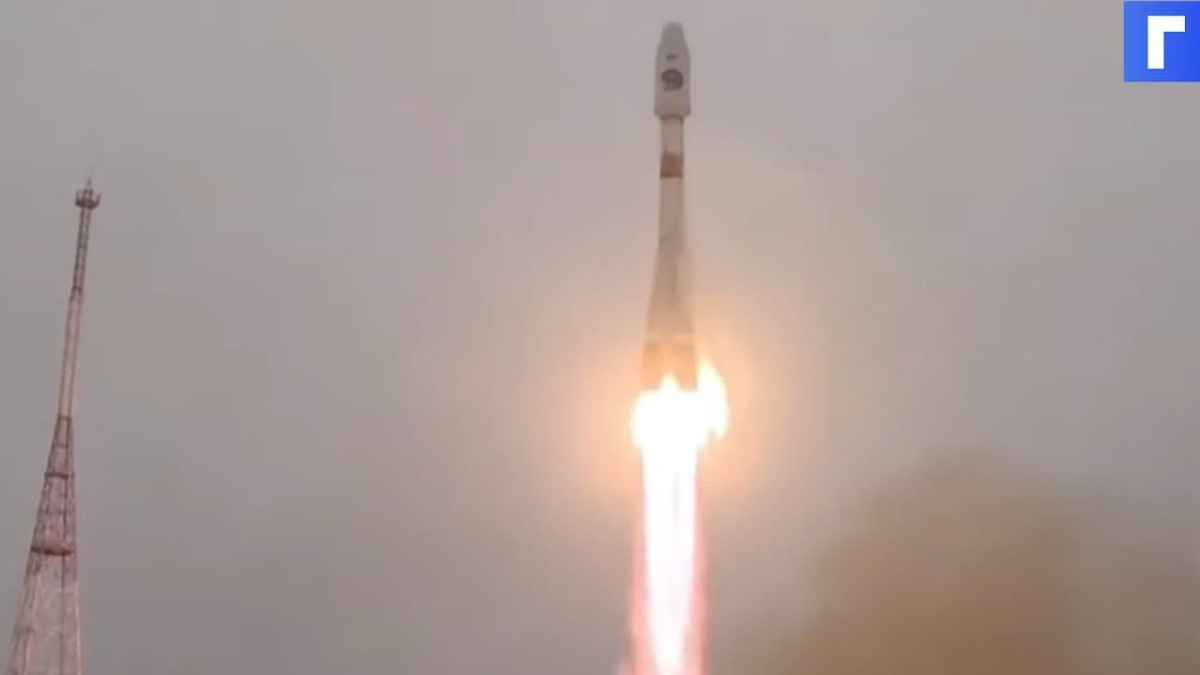 Ракета-носитель «Союз-2.1б» доставит на орбиту спутник «Арктика-М»