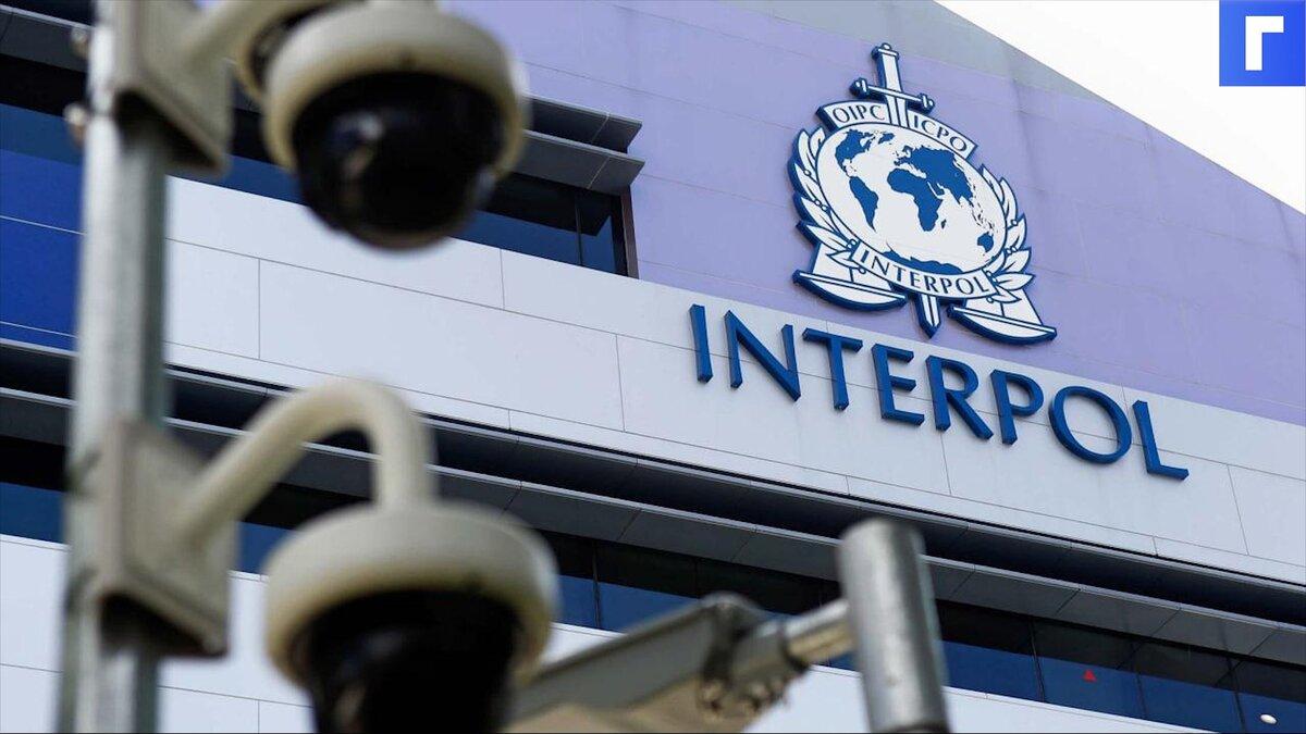Интерпол объявил в розыск двоих россиян по делу о взрыве в порту Бейрута