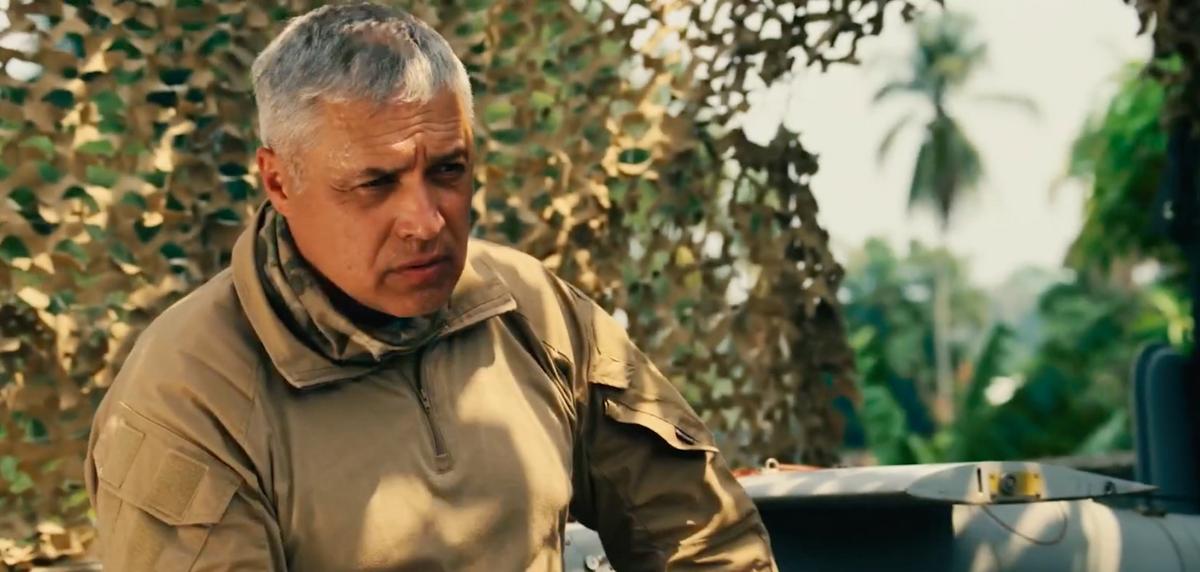 «Такие фильмы очень нужны»: военный журналист Поддубный о важности боевика «Турист»