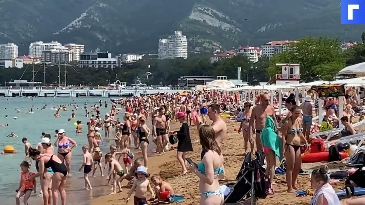 Курорты Краснодарского края закрываются для непривитых с 1 августа