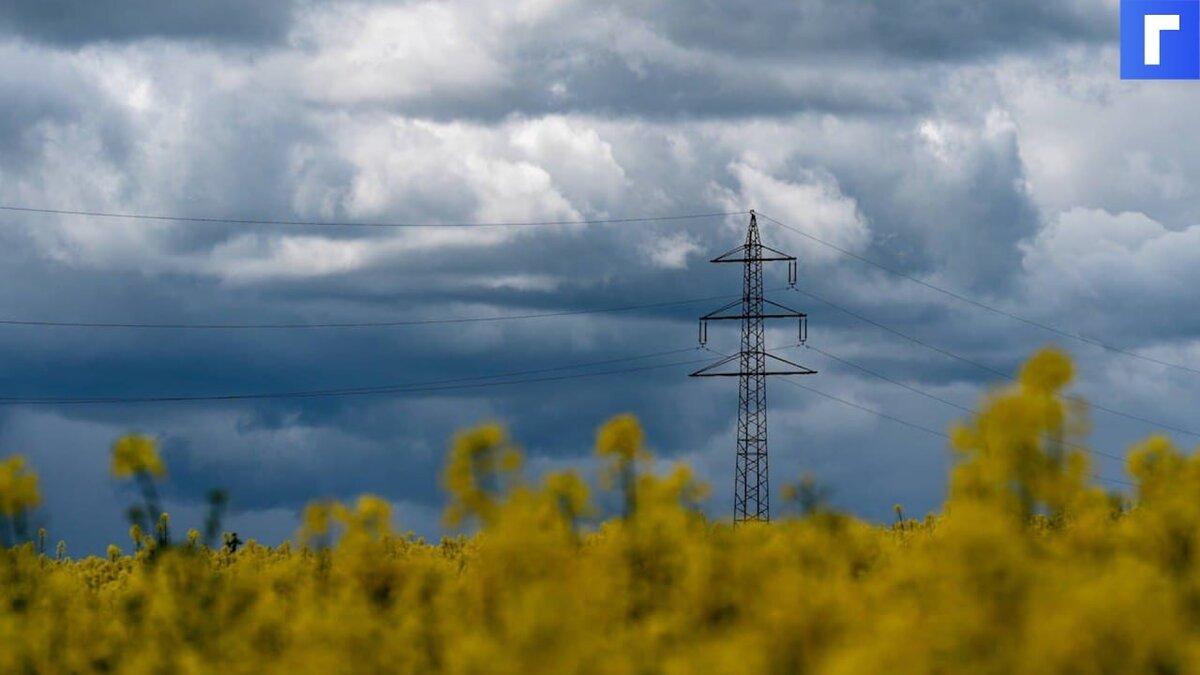 Украина запретила поставки электроэнергии из Белоруссии и России до октября