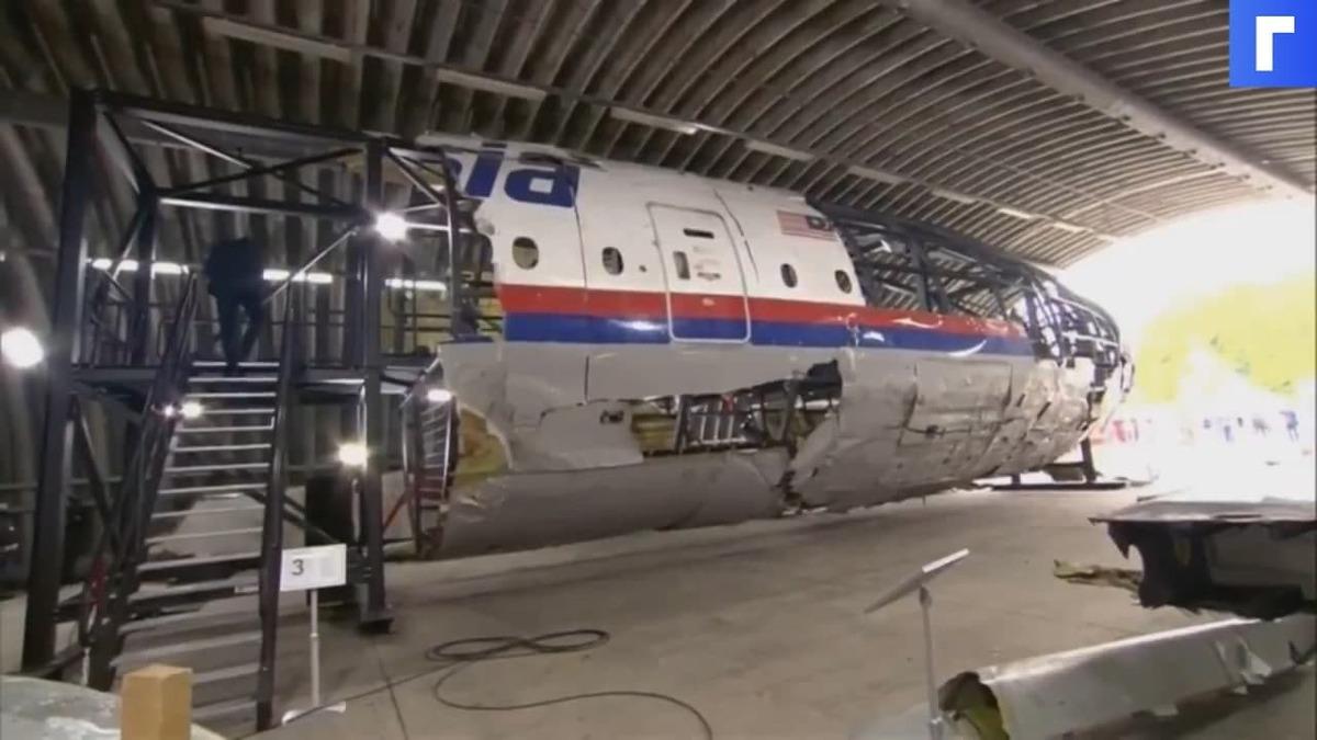 В Нидерландах завершились предварительные слушания по делу MH17
