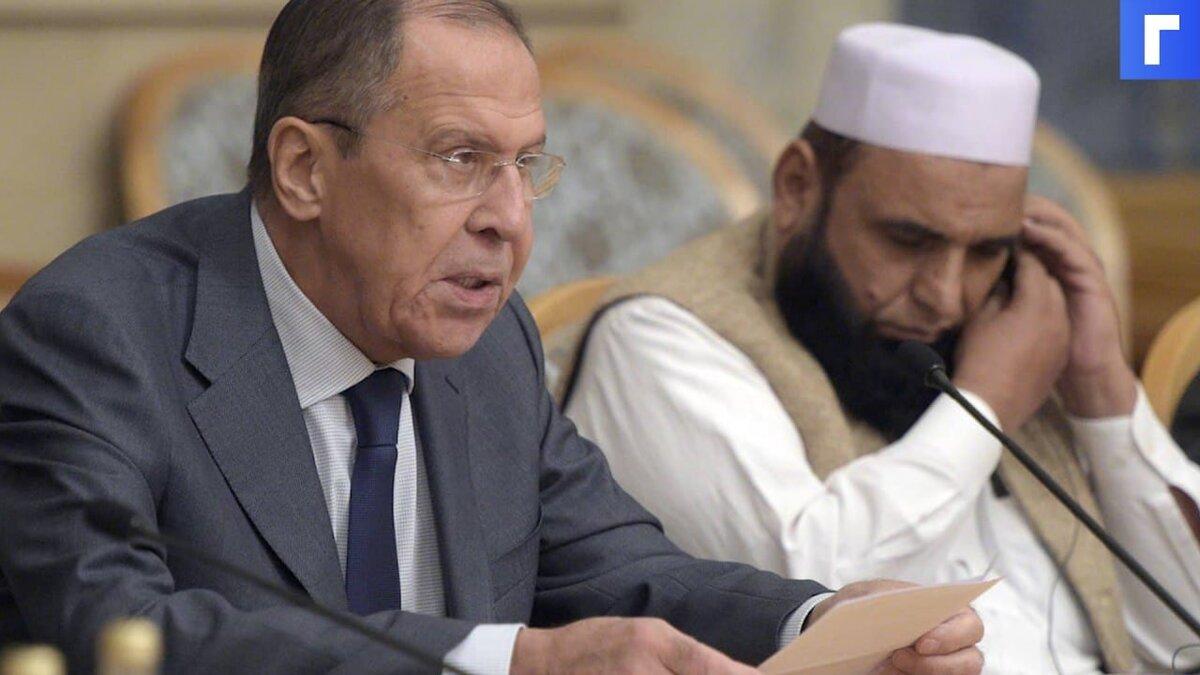 Талибы заверили, что не допустят использование Афганистана для нападения на Россию