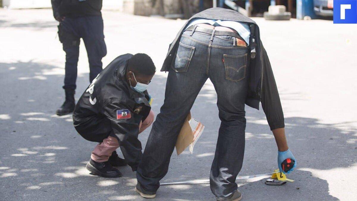 В убийстве президента Гаити участвовали 26 колумбийцев и 2 американца
