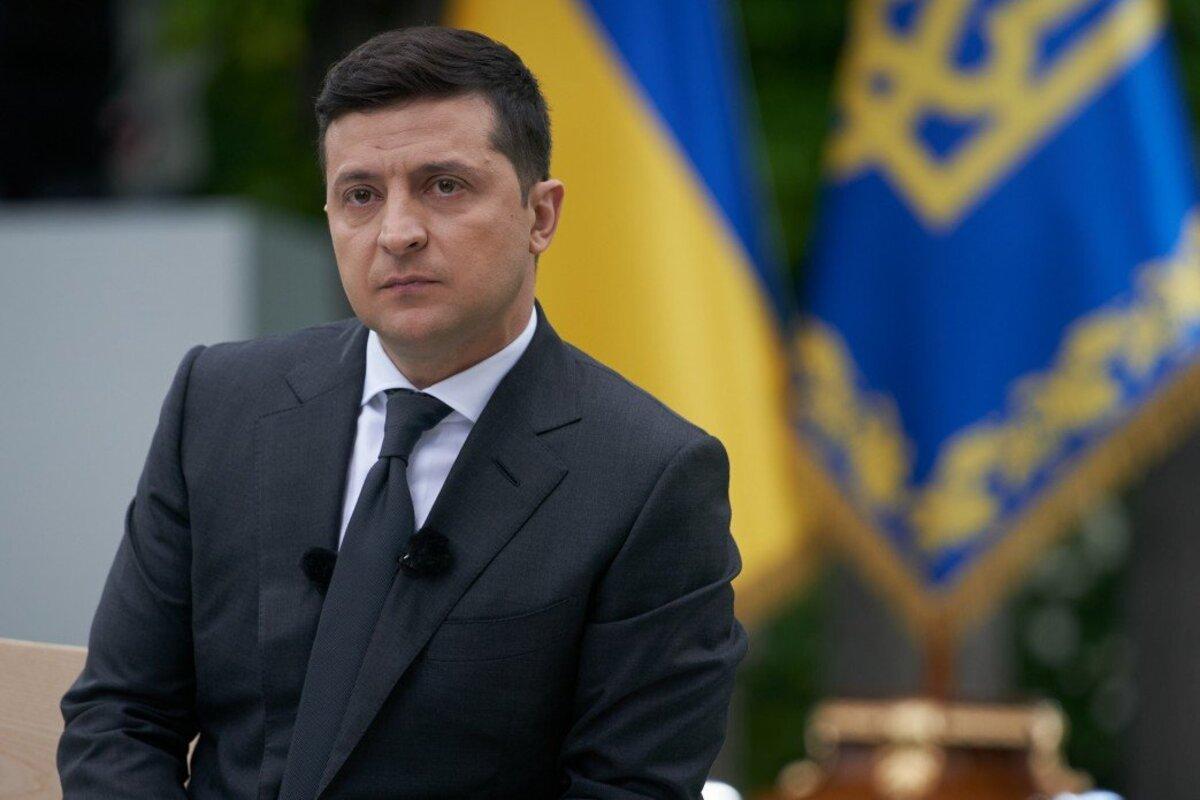 Зеленский утвердил санкции против участников выборов в Госдуму в Крыму