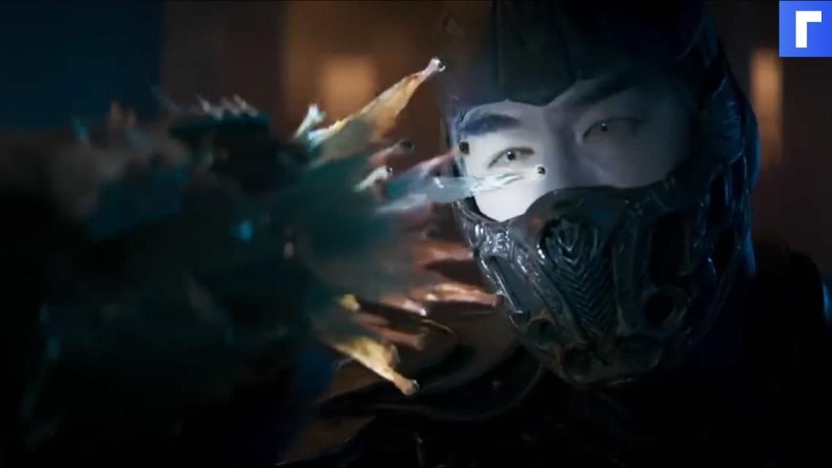 Трейлер фильма Mortal Kombat за неделю собрал более 100 млн просмотров