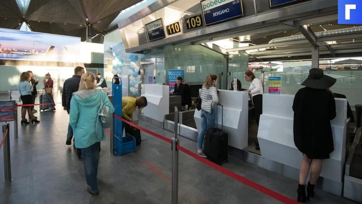 Россия с 28 июня возобновляет авиасообщение с восемью странами