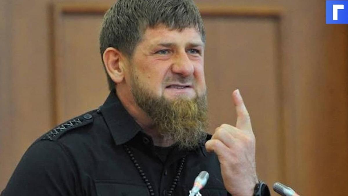 Путин посоветовал Кадырову вновь идти на выборы главы Чечни