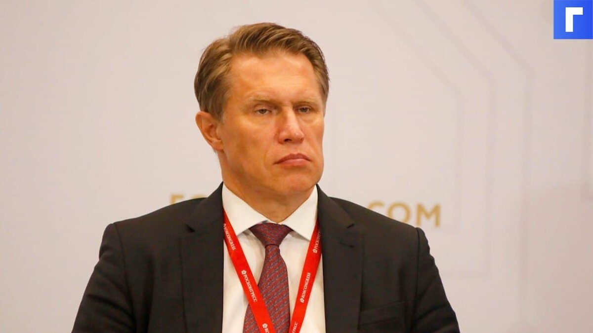 Мурашко заявил о росте числа госпитализаций пациентов с коронавирусом на 9,5%