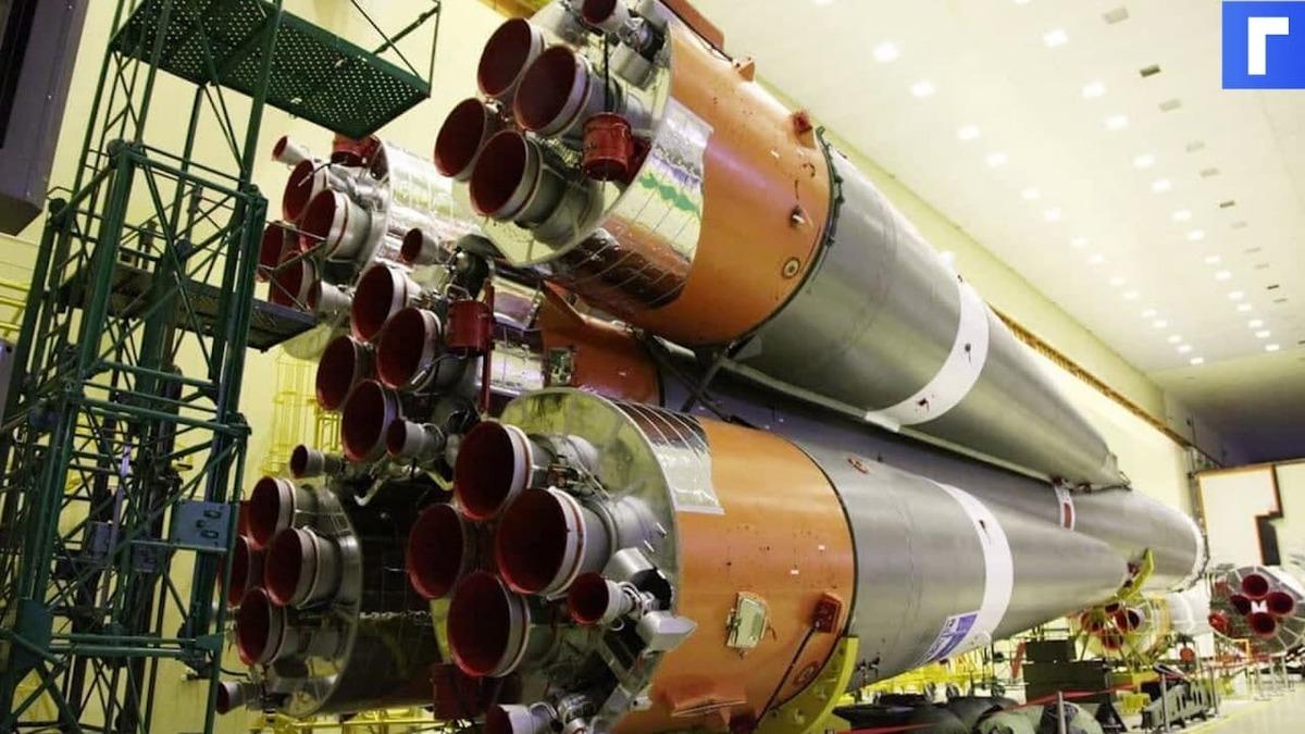 «Союз-2.1а» с «Прогрессом МС-17» вывезли на стартовый комплекс Байконура для запуска к МКС