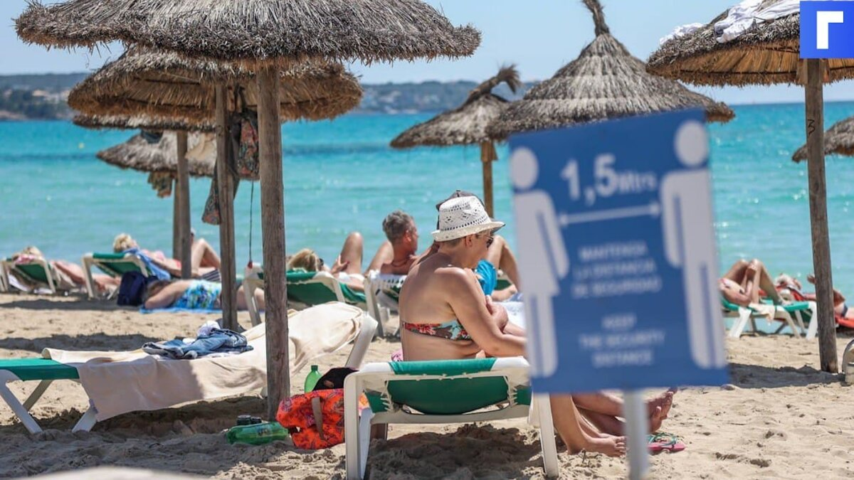 Испания открылась для вакцинированных туристов