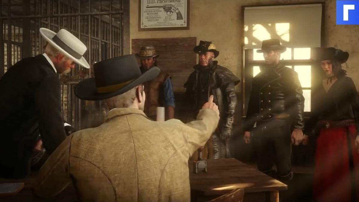 Red Dead Online пополнит библиотеку Xbox Game Pass 13 мая