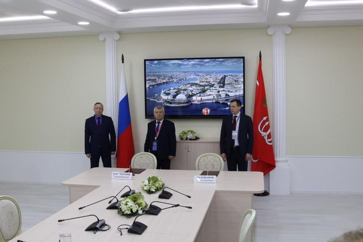 «Мегалайн» реализует два масштабных проекта в Санкт-Петербурге