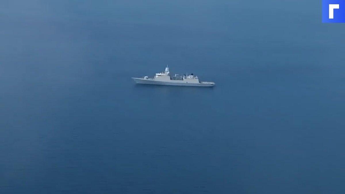 Флот США опроверг сведения о направлении эсминца Ross в сторону Крыма