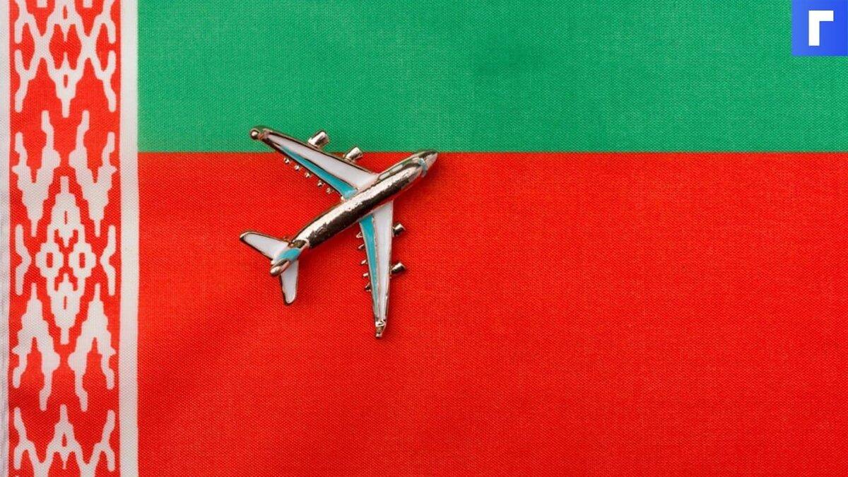 В США и ЕС призвали запретить полеты над Белоруссией