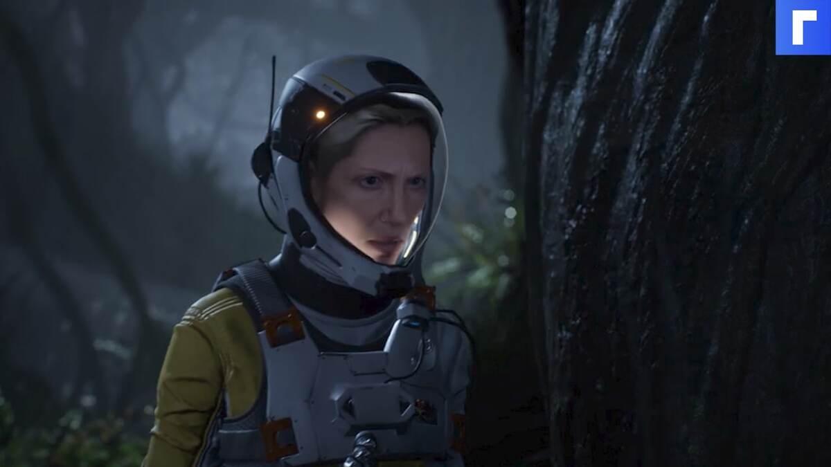В новом трейлере Returnal показали меняющийся мир игры