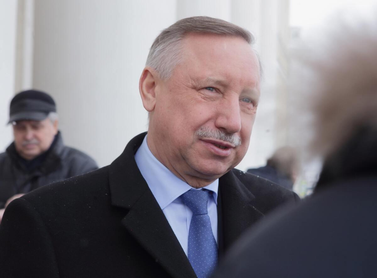 Макаров и Беглов тянут за собою «Единую Россию»