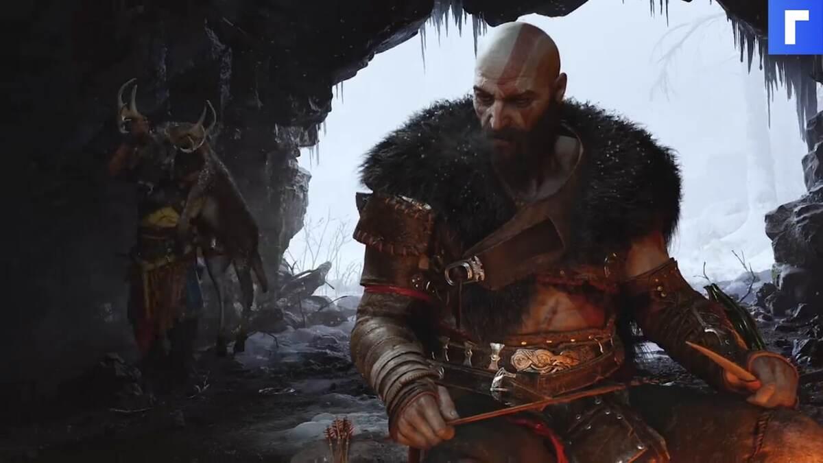На скриншотах God of War: Ragnarok показали Фрею и Кратоса в бою