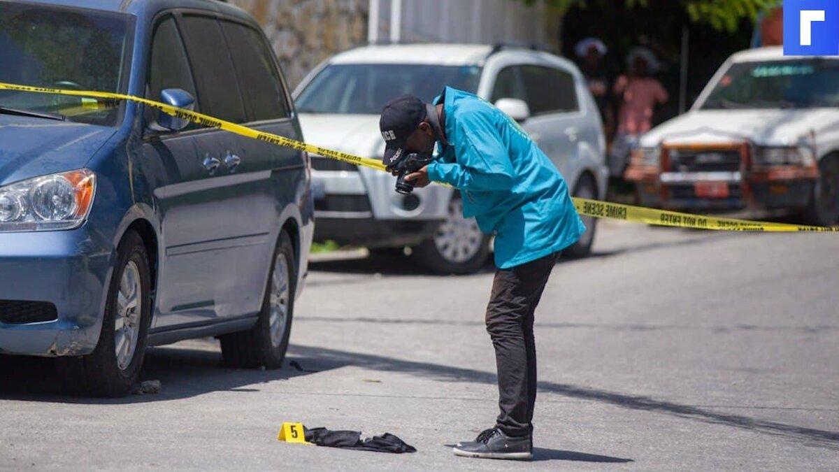 Глава полиции Гаити заявил о ликвидации четверых причастных к убийству президента