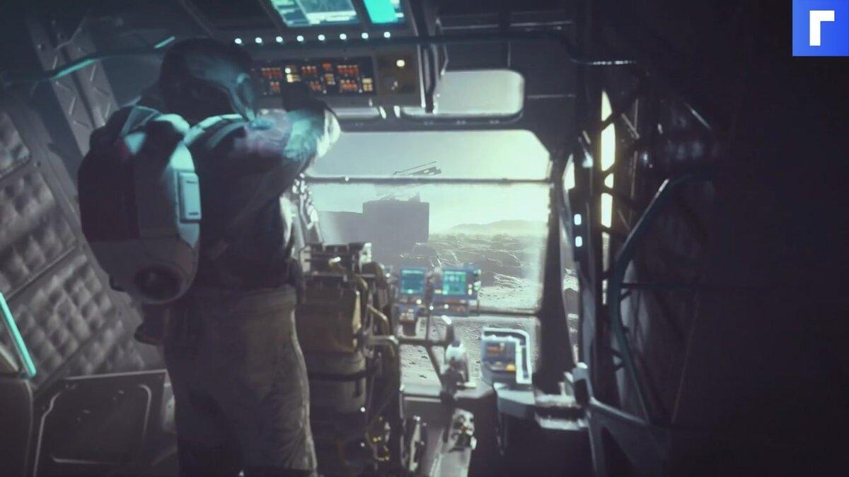 Трейлер Starfield на E3 2021 полностью сделан на движке игры