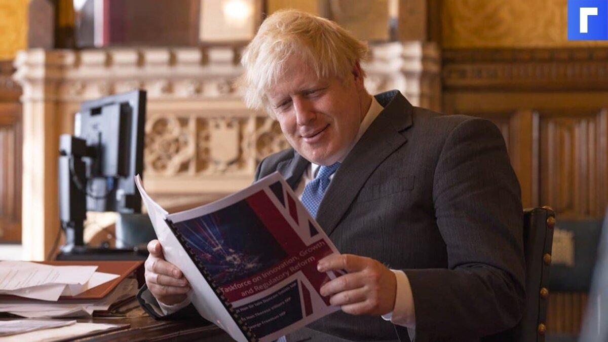 Telegraph: решение о проходе эсминца у Крыма принял Борис Джонсон