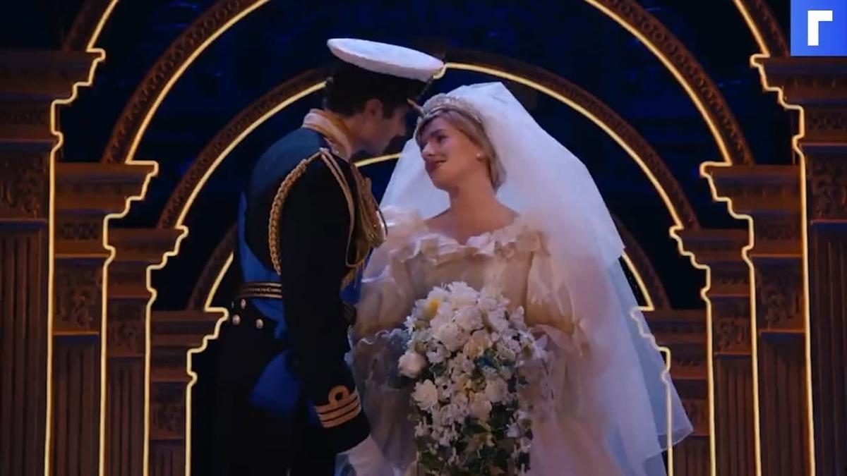 Netflix представил трейлер мюзикла о принцессе Диане
