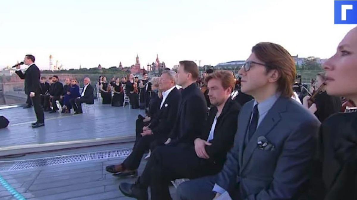 В «Зарядье» прошел концерт к юбилею начала Великой Отечественной войны
