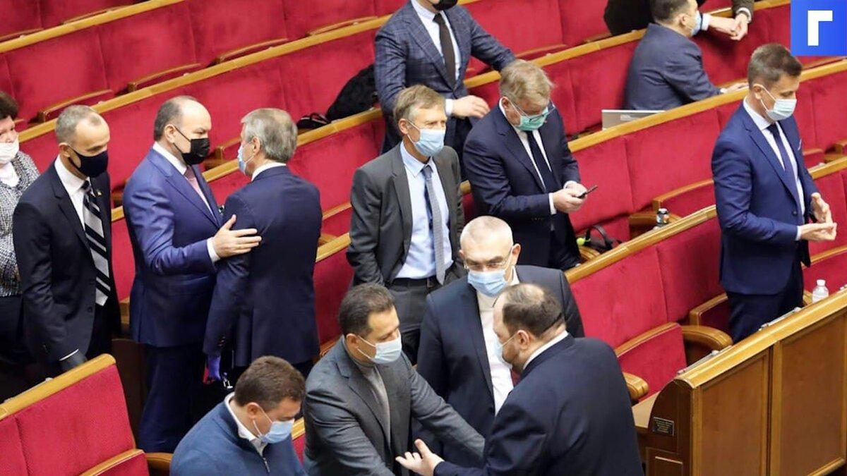 В Раде оценили роль героизации Бандеры и Шухевича в развале Украины