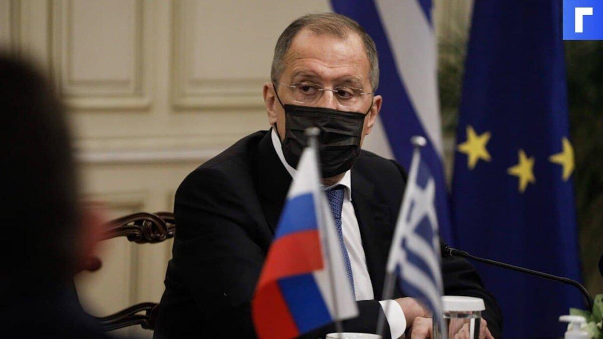 Россия заявила о готовности к разрыву отношений с Евросоюзом