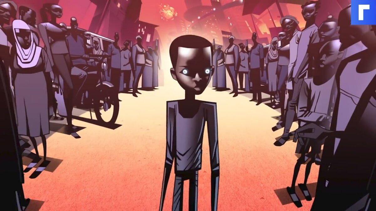 Аниматор сериала «Любовь. Смерть. Роботы» сделал ролик для Apex Legends