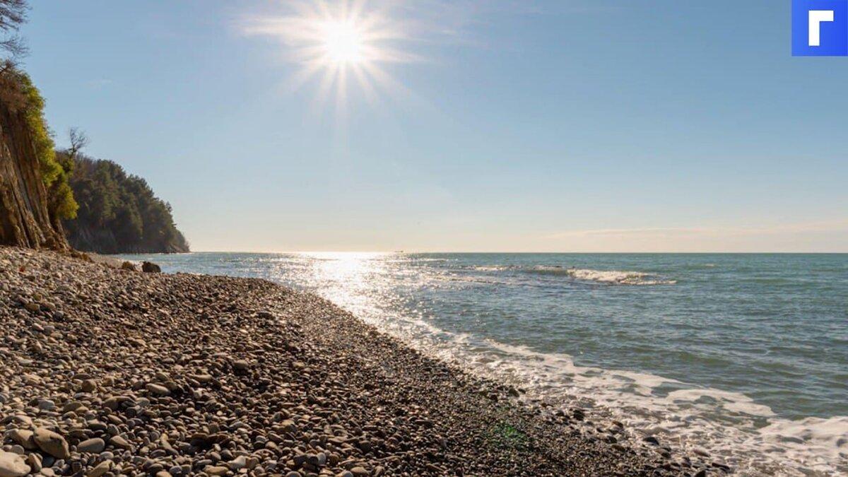 В Туапсе введен режим повышенной готовности из-за разлива нефти в море