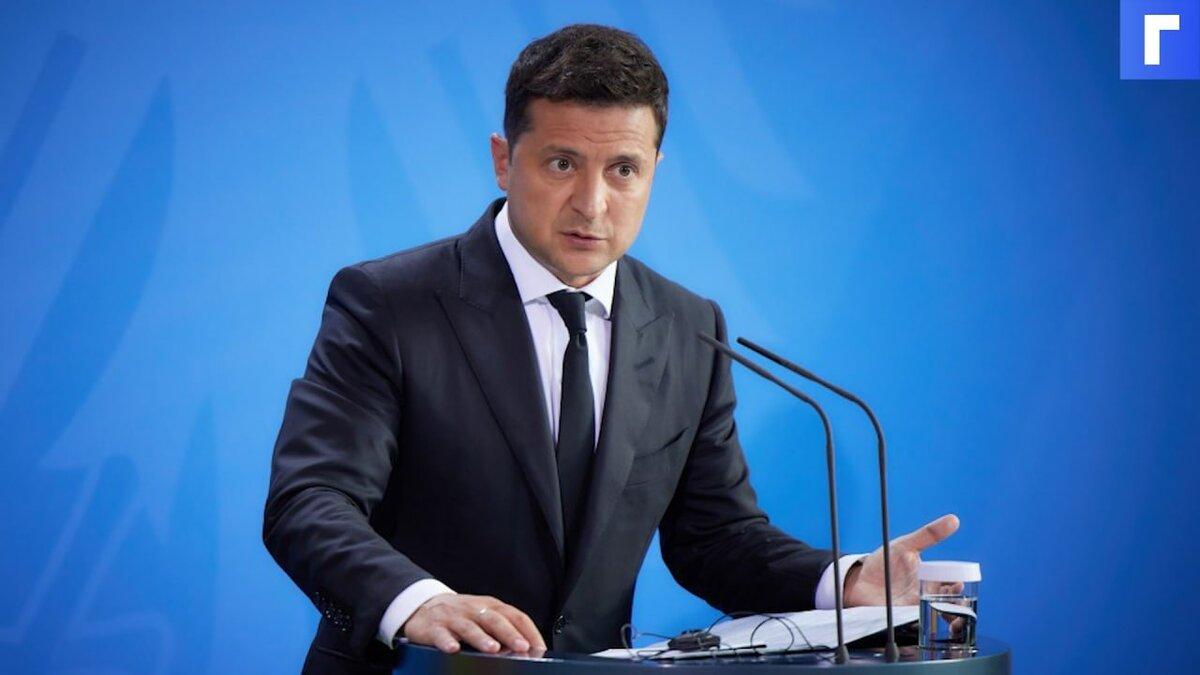 Зеленский призвал надавить на Россию ради встречи