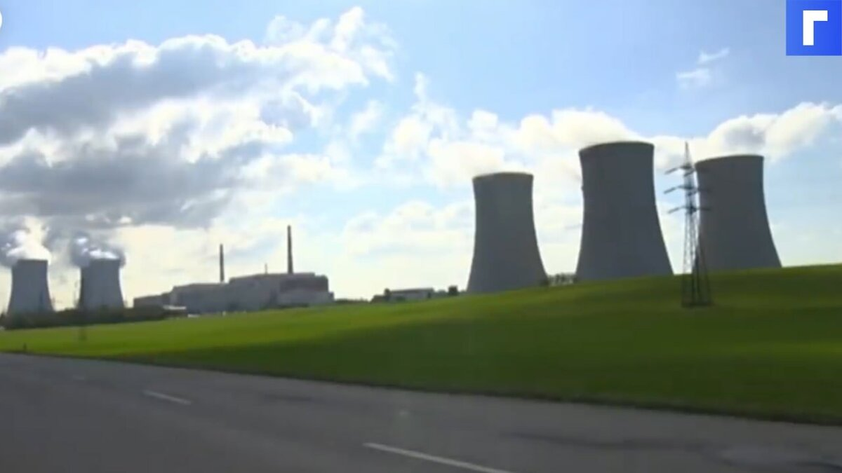 Власти Чехии исключили Росатом из конкурса на строительство АЭС