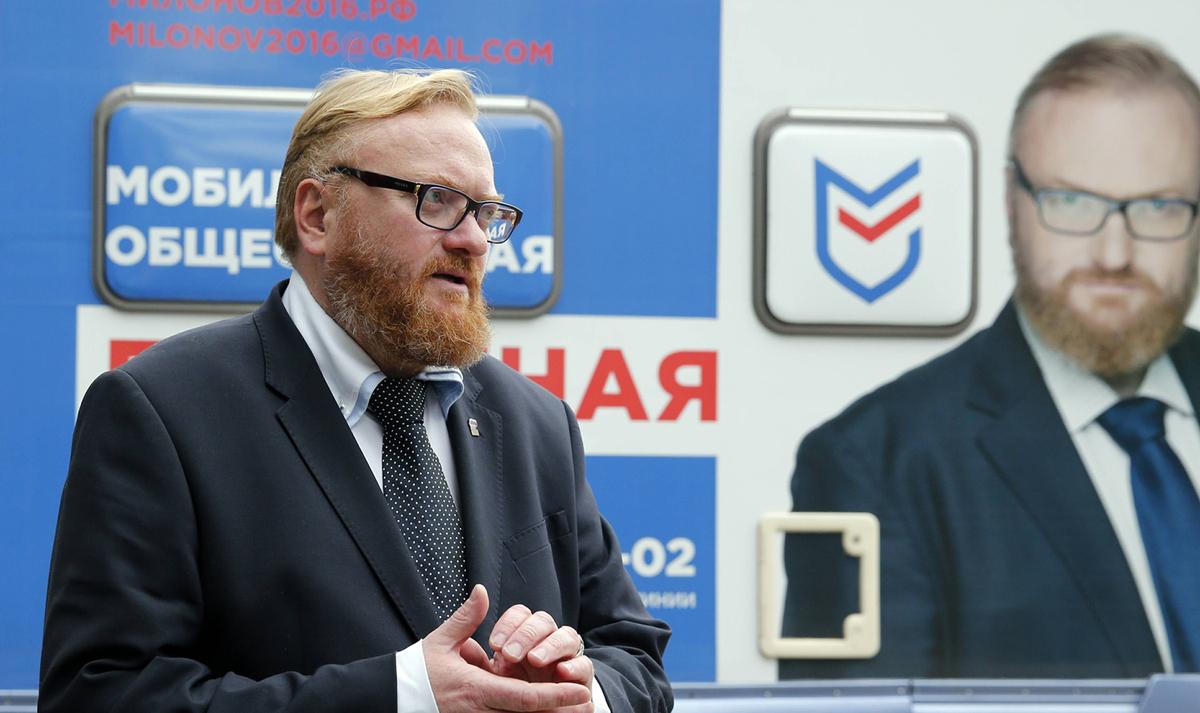Милонов: ЗакС нового созыва не торопится исправлять ошибки прежнего
