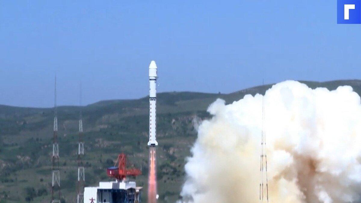Китай вывел на орбиту новый метеорологический спутник