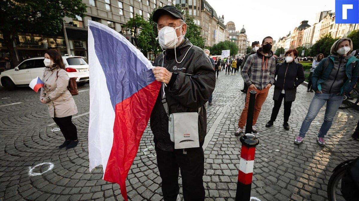 Посольство Чехии в Москве уволило 71 местного работника
