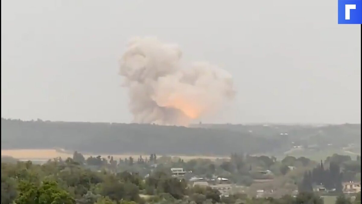 Четверо военных пострадали во время ракетной атаки Израиля в Сирии