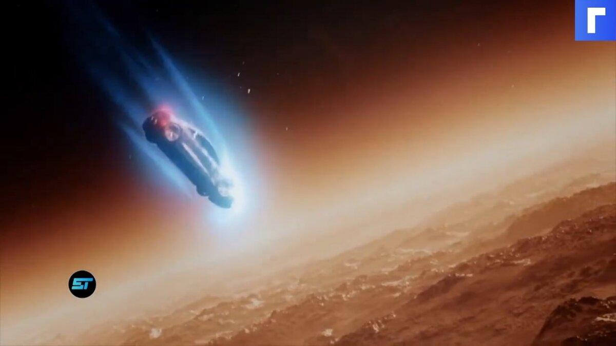 Илон Маск опубликовал фантастический трейлер Tesla Cybertruck и Roadster