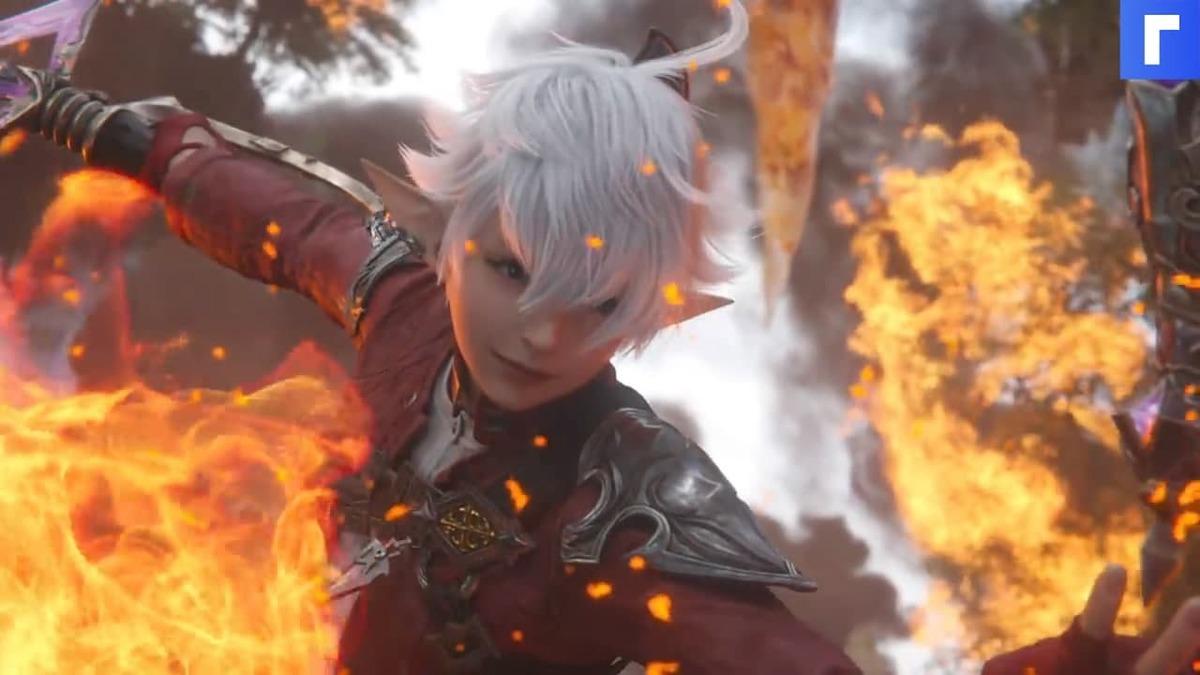 Полноценно Final Fantasy XIV выйдет 25 мая на PlayStation 5