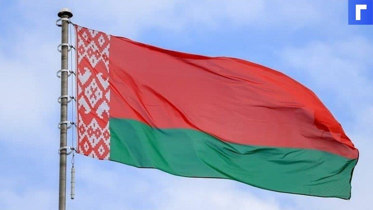 Флаг Белоруссии на чемпионате мира в Риге заменили на оппозиционный