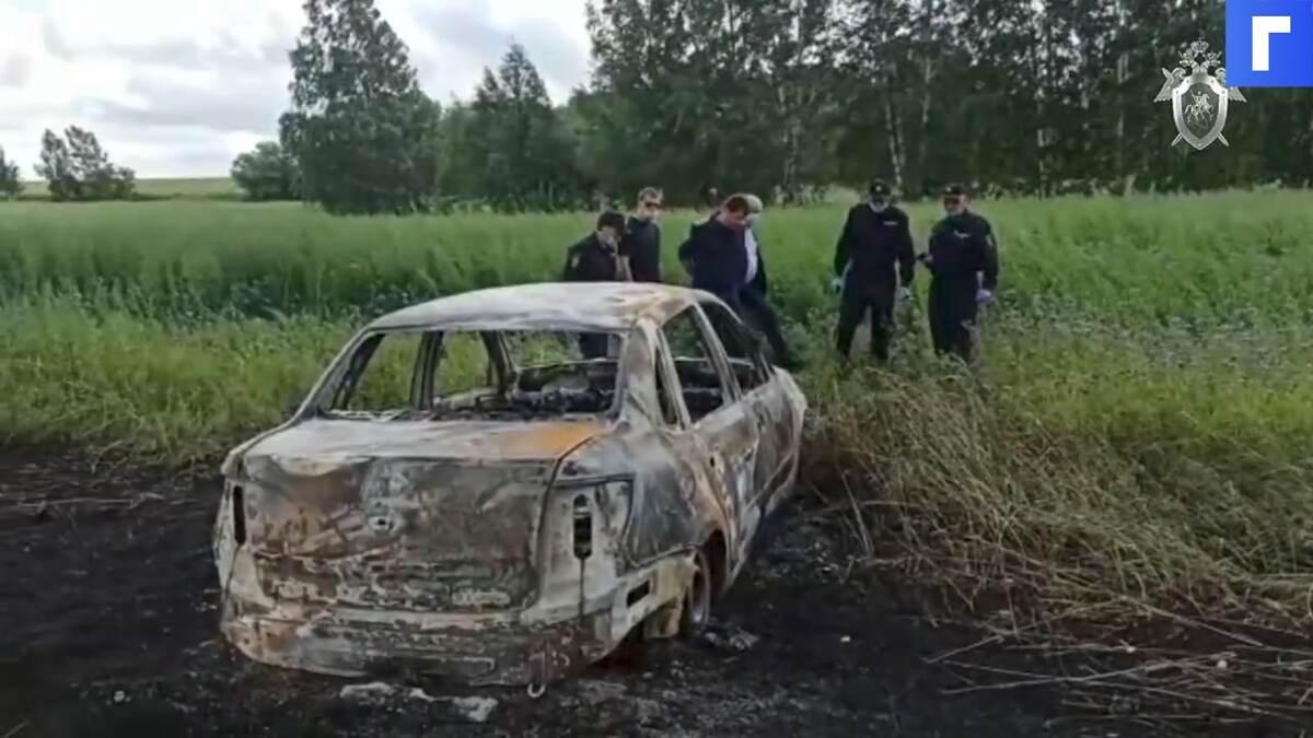 В Барнауле убили и сожгли полицейского