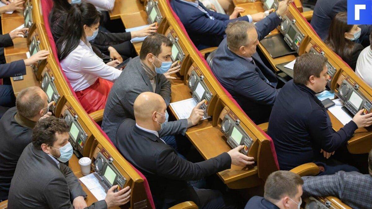 В Раде рассказали о махинациях с российским газом